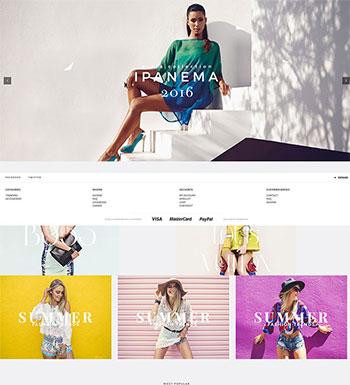 Shopar – Un Thème WordPress Pour Site Web De ECommerce