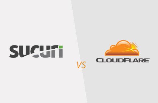 sucuri contre cloudflare le meilleur CDN