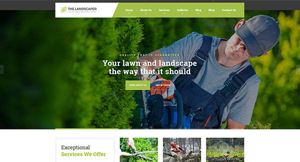 10 WordPress temas para un sitio web agricultor o granjero   BlogPasCher
