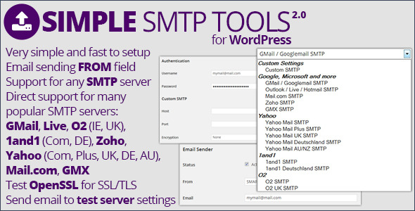 simple-smtp-tools