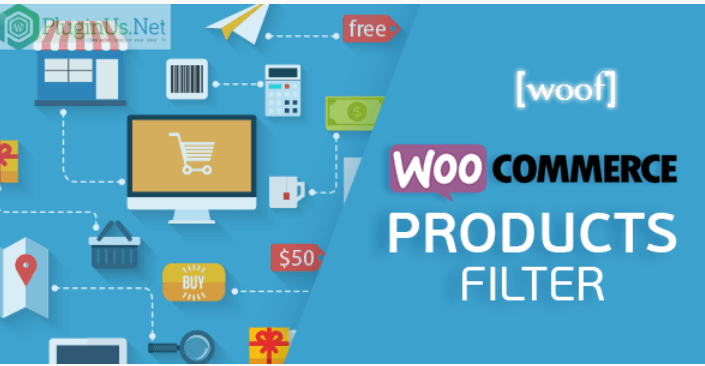 Filter produk Woof woocommerce