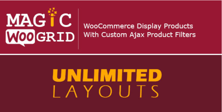 Woocommerce grid display product ajax filter