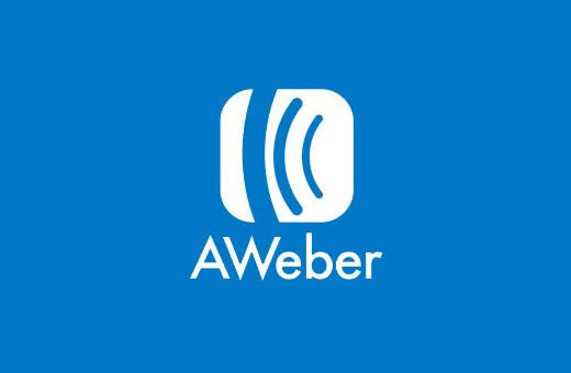 aweber image WordPress
