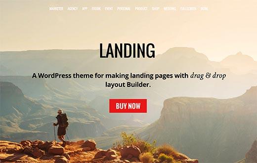 landing-theme-wordpress