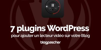 Plugin Wordpress Lecteur Videos