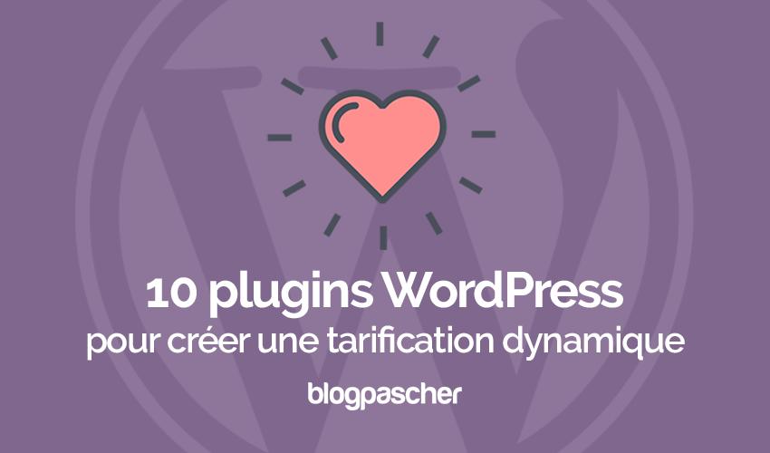 Плагины Wordpress создают динамическое ценообразование