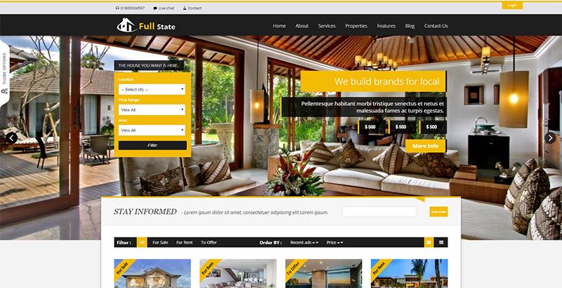 full-estate-theme-wordpress-en-francais