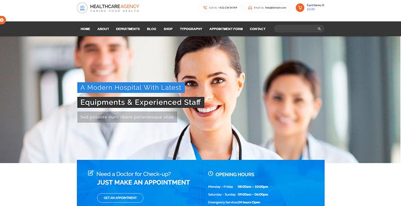 Gesundheitswesen-Agentur