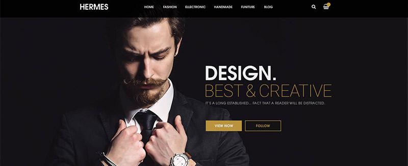 Hermes Themes Magento Site E Commerce