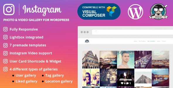 10 WordPress plugins para integrar Instagram en tu blog   BlogPasCher