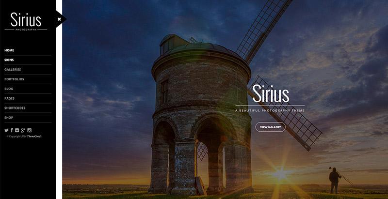 sirius-theme-wordpress-site-internet-plein-ecran-agence-photographe-creative