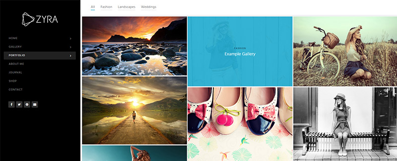 zyra-тема-WordPress-сайт-интернет-фотограф-фотографии-полноэкранное