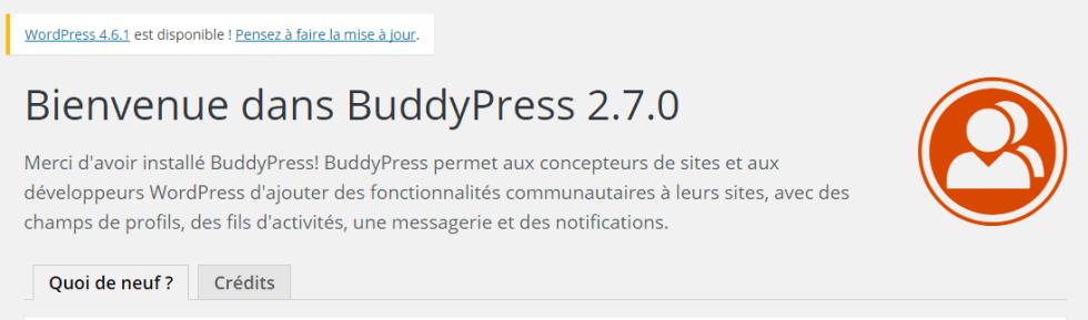 BuddyPress-plugin-wordpress