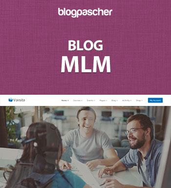 Créer Un Blog De Marketing De Réseau (MLM)