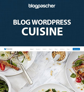 creare un blog di cucina: prezzo | blogpascher - Creare Un Blog Di Cucina