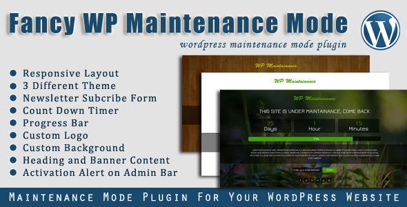 plugins de WordPress 8 para poner su sitio en modo de mantenimiento ...