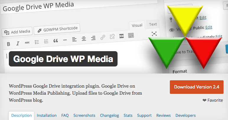 google-drive-wp-media-plugin-wordpress