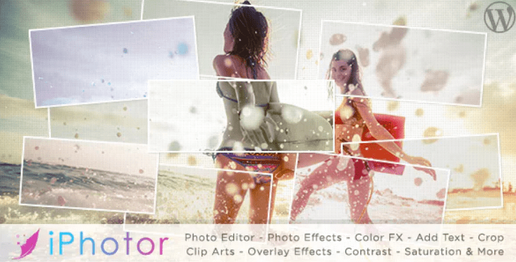 Iphotor photo editor photo effects photo makeup image editor product image editor
