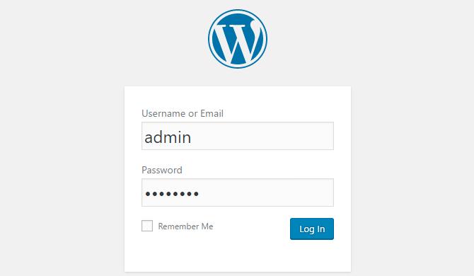 Halaman de-conneixon wordpress
