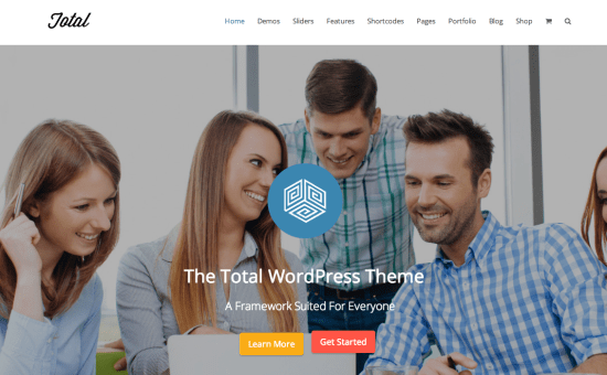 the-total-theme-wordpress-framework
