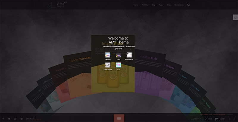 amy-10-themes-wordpress-drag-and-drop-creer-facilement-site-web