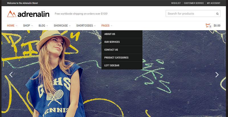 10 temas de WordPress para el sitio web de comercio electrónico ...
