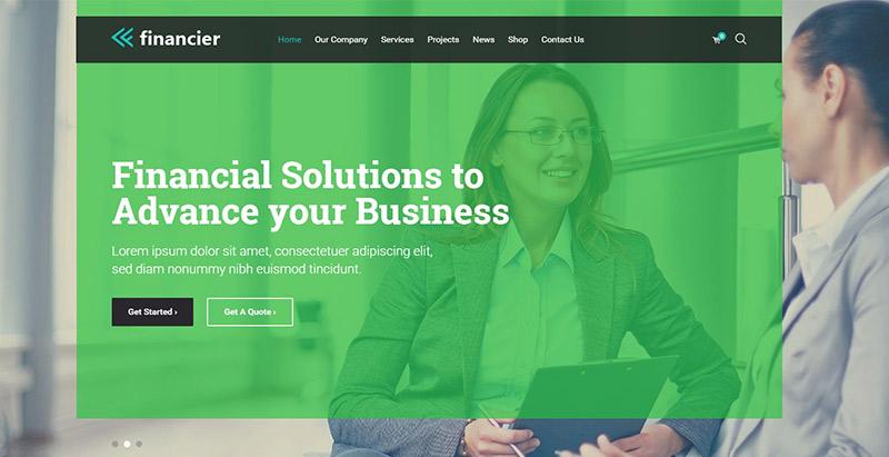 10-tema-wordpress-membuat-web-site-kantor keuangan akuntan akuntan-compatbilite