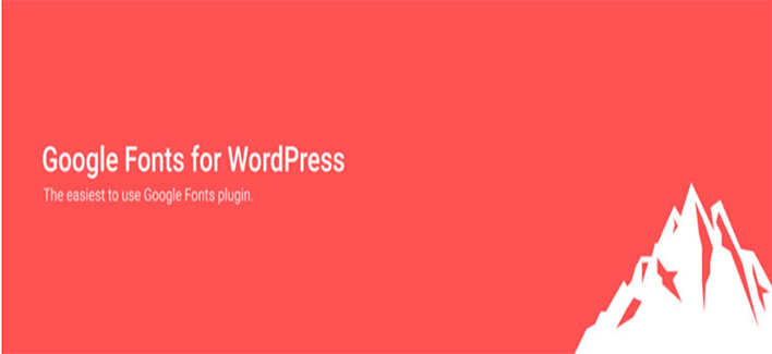 Fontes do Google para o plugin wordpress wordpress