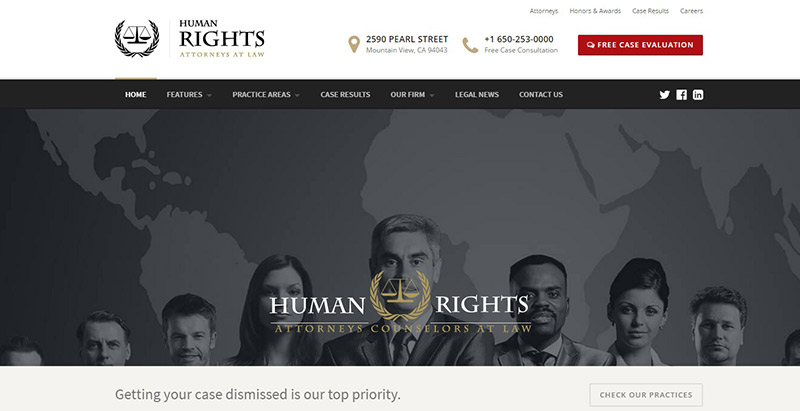 humanrights-themes-wordpress-creer-site-internet-cabinet-avocat-juriste-procureur-juge