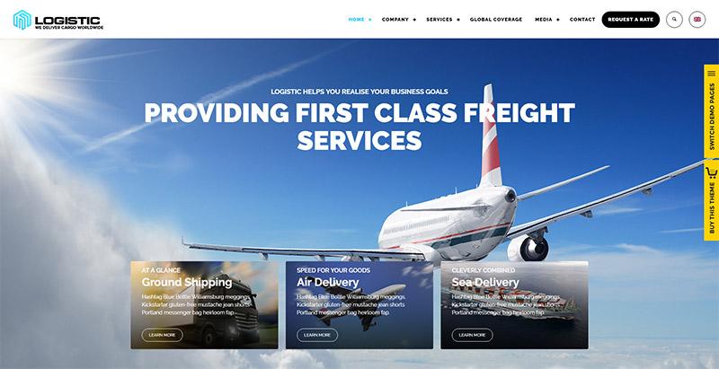 logistic-themes-wordpress-creer-site-internet-entreprise-logistique-transport