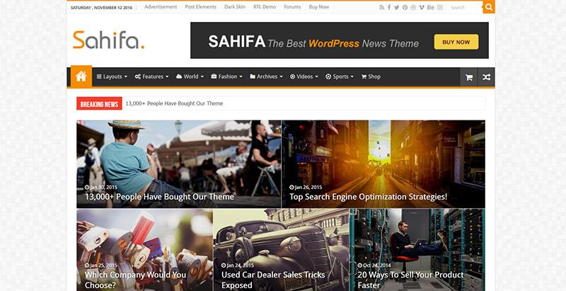 sahifa-themes-wordpress-creer-site-internet-communautaire-forum-reseau-social
