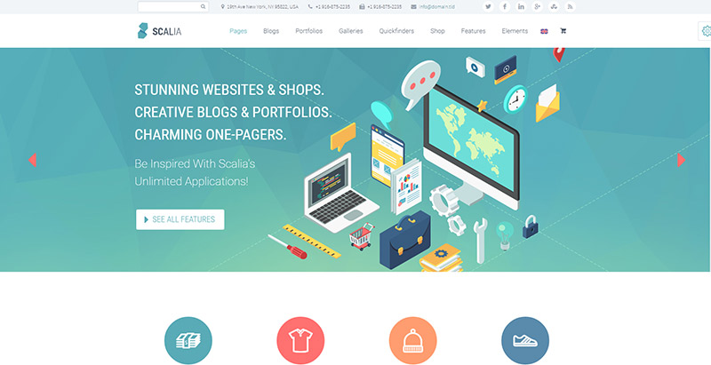 scalia-10-themes-wordpress-creer-site-web-agence-marketing