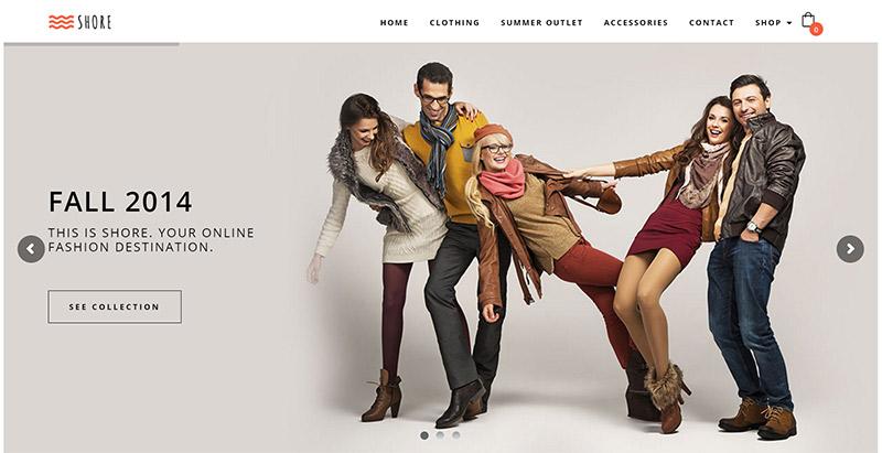 Shore-temas-wordpress-criar-site-internet-OnePage