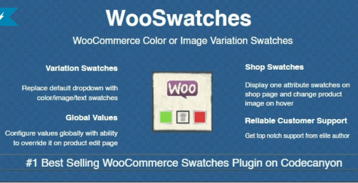 Wooswatches woocommerce color or image variation swatches