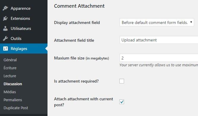 reglages-discussion-comment-attachmenta
