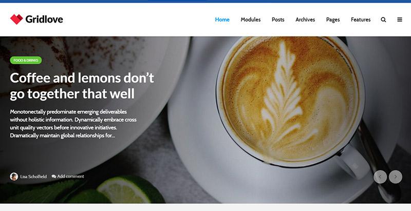 Suara-wordpress-tema-membuat-situs-internet-majalah-berita-blog