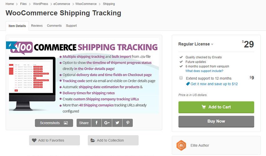 10 woocommerce plugins para calcular as taxas de entrega de pacotes wcstpermitir que seus clientes sigam facilmente seus pedidos voc poder associar a cada pedido uma empresa de transporte e um nmero de rastreamento fandeluxe Images