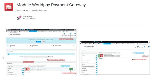 worldpay-payment-gateway-plugin-prestashop-pour-passerelle-paiement