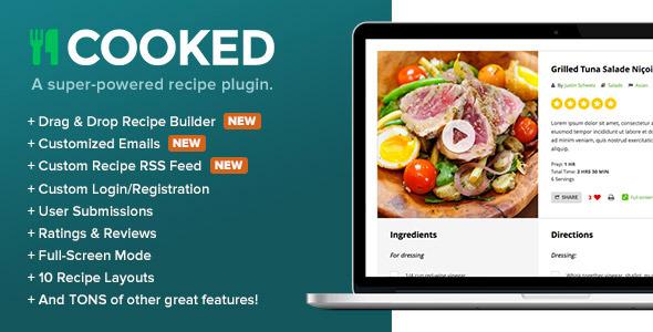 7 plugins de WordPress para crear un blog recetas | BlogPasCher