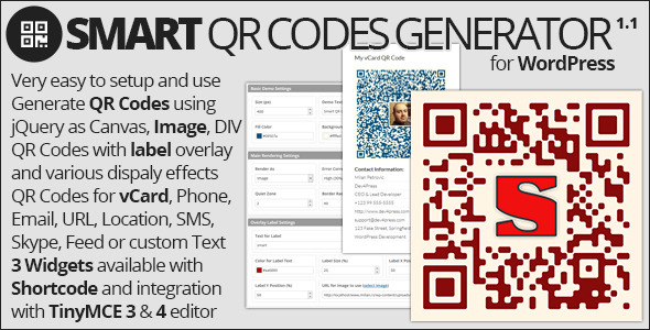 smart-qr-codes-generator-plugin-wordpress-pour-codeqr