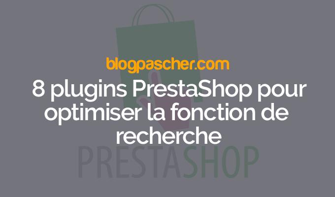 8 Plugins PrestaShop Pour Optimiser La Fonction De Recherche