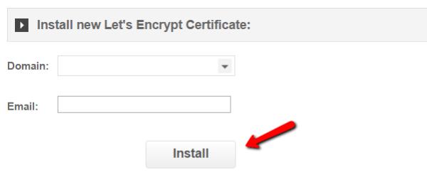 Wie ein kostenloses SSL-Zertifikat erhalten | BlogPasCher