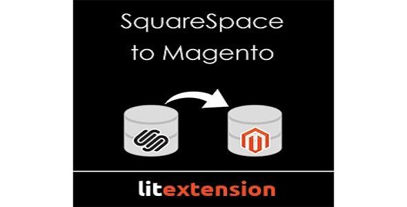 Squarespace to magento plugin magento pour migration