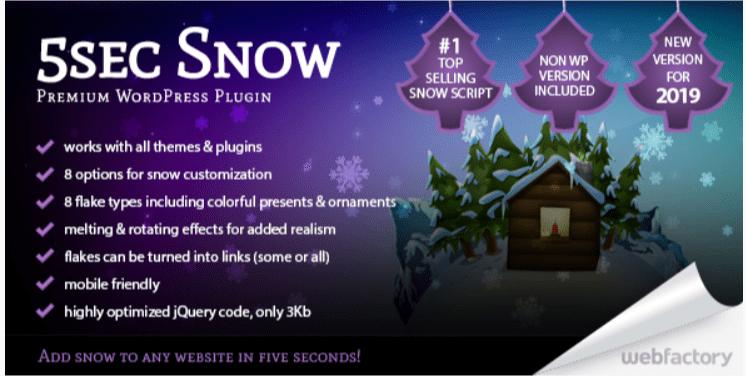 Tuyết 5 giây