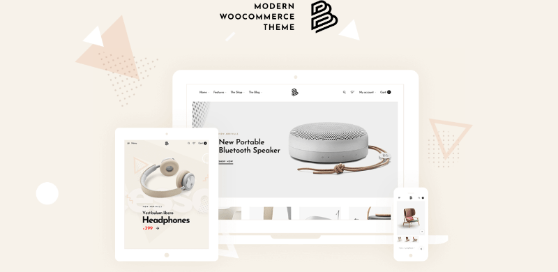 Barberry themes wordpress creer site ecommerce lingerie prêt a porter vêtements