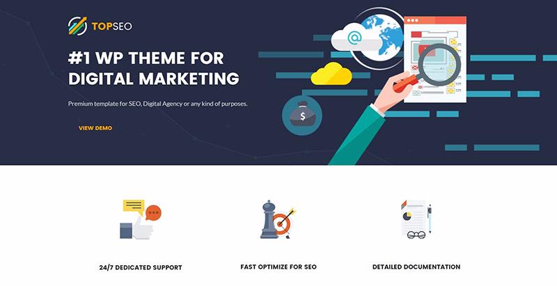 10 Wordpress-Themes eine Website für SEO optimiert erstellen ...