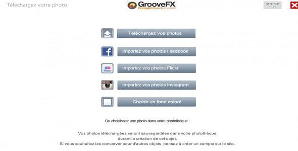 Groovefx advanced products customization plugin prestashop pour personnalisation produit