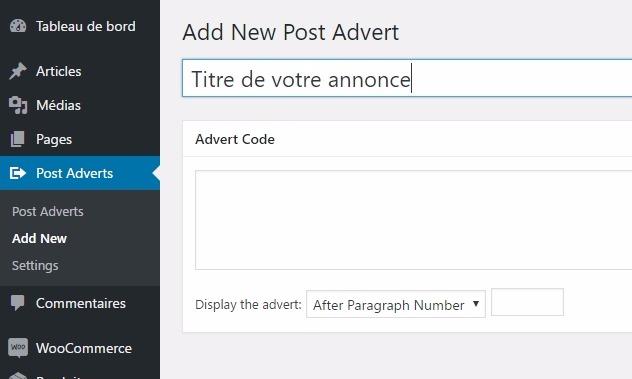 Cómo agregar firmas al final de los artículos en WordPress | BlogPasCher