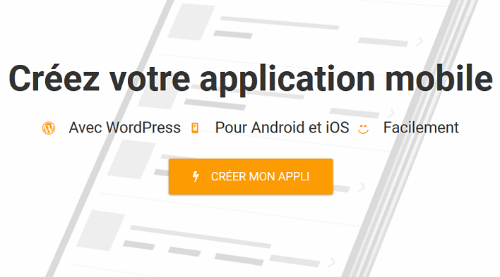 Wordpress to App