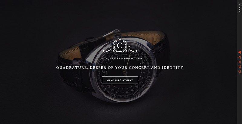 Индивидуальные темы WordPress создать сайт электронной коммерции vente bijoux